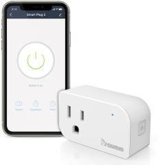 WiFi Smart Plug, Works with Alexa and Google Assistant