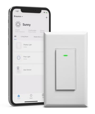 Braumm Smart Light Switch Review