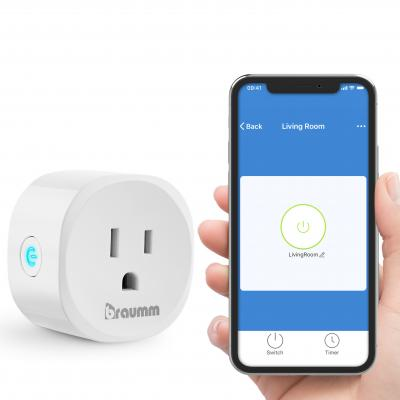 Braumm P11 WiFi Smart Plug review: This generic smart-home product gets the job done